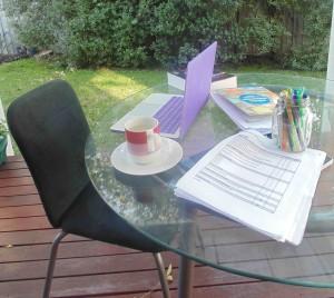 CQUniversity student blog - study place